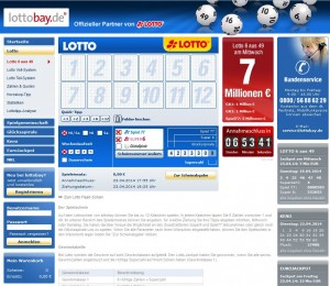 Lotto Altersverifikation