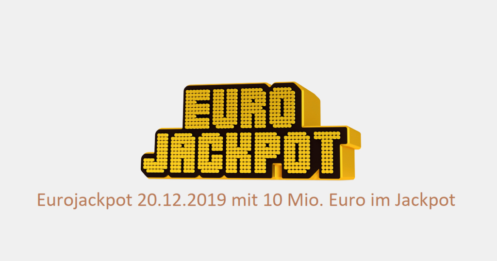 Lottozahlen 20.12 19