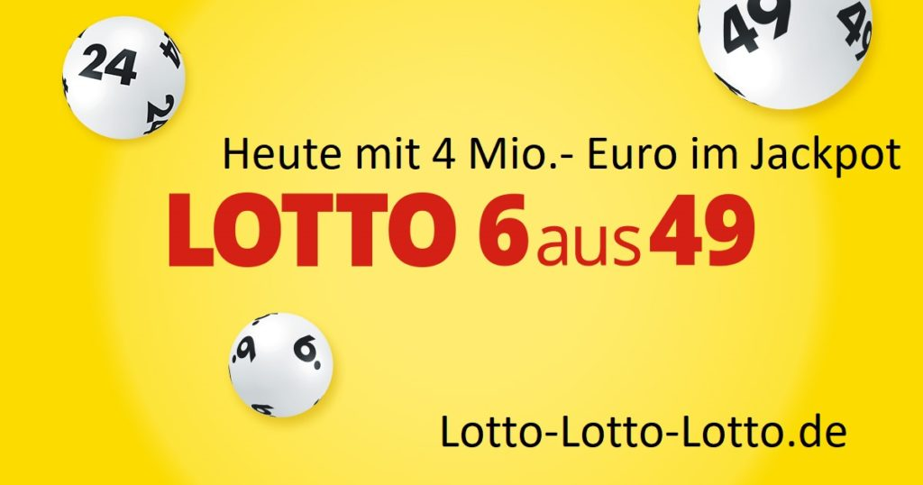 Lotto am 22.1.2020
