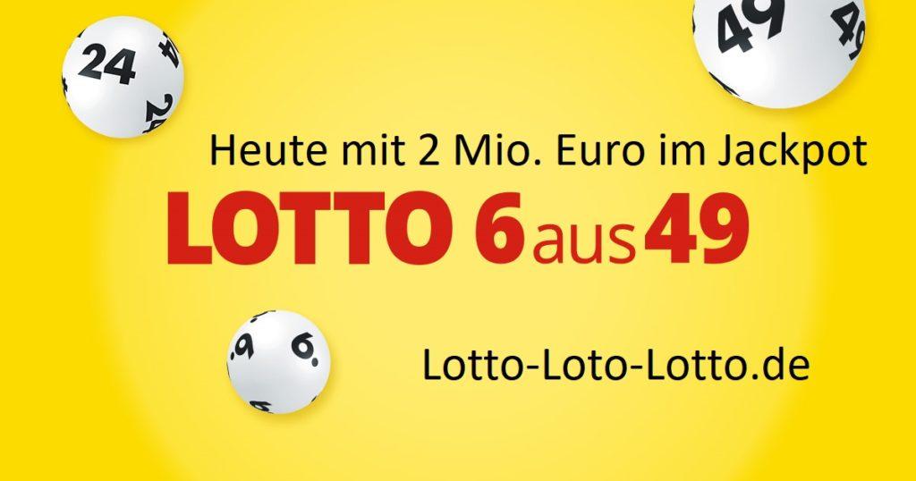 Lottozahlen 18.1.2020